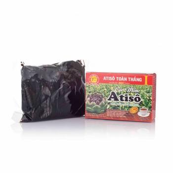 артишок смола чай экстракт смола жижа вьетнам в банке купить из цветков оригинал далат atiso thoan thang toan vietnam asiarf