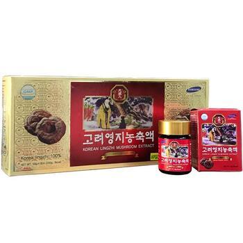 Экстракт вытяжка линчжи кордицепс Корея купить в lingzhi Korea cordyceps