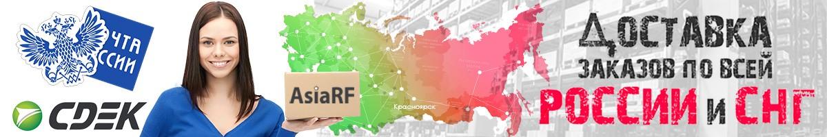 Доставка по всей России и СНГ